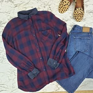 Rails I Button Up Plaid Shirt